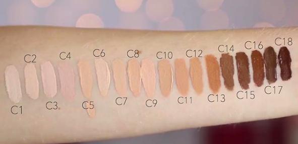 Makeup Revolution Conceal Amp Define Concealers Review